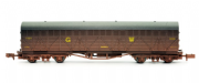 Dapol 2F-023-013 GWR Siphon H Weathered (1)